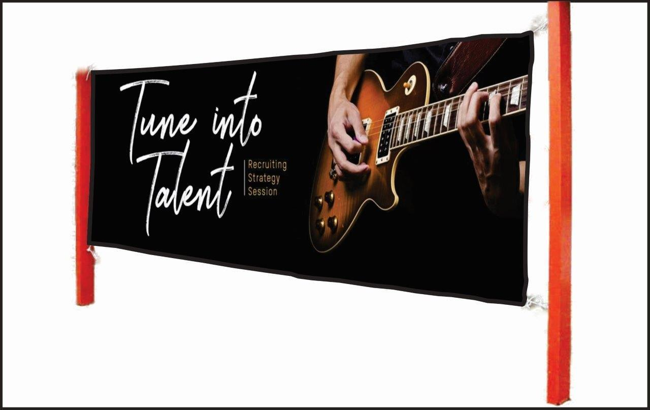 BPP Custom Banner Printing, High Resolution, Vinyl Banners - 1