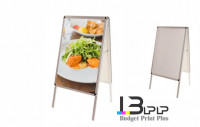 Snap A Frame Sign For Posters is a simple and cost effective solution for displaying your offer