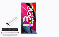 Pull Up Banner - Stand is One That You Simply Pull Up & Set Up - 2