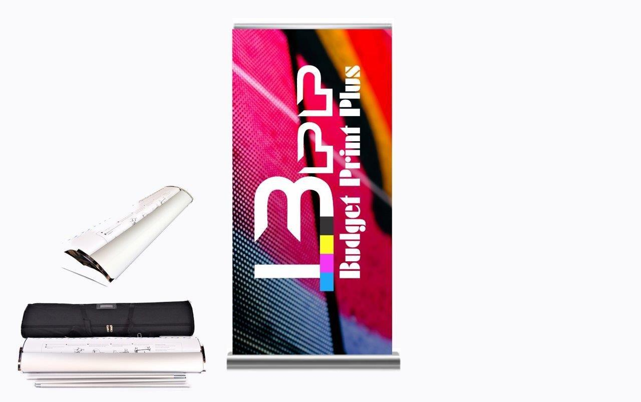 Pull up banners are the perfect display solution for your business. Easily portable and weather resistant for any event, conditi