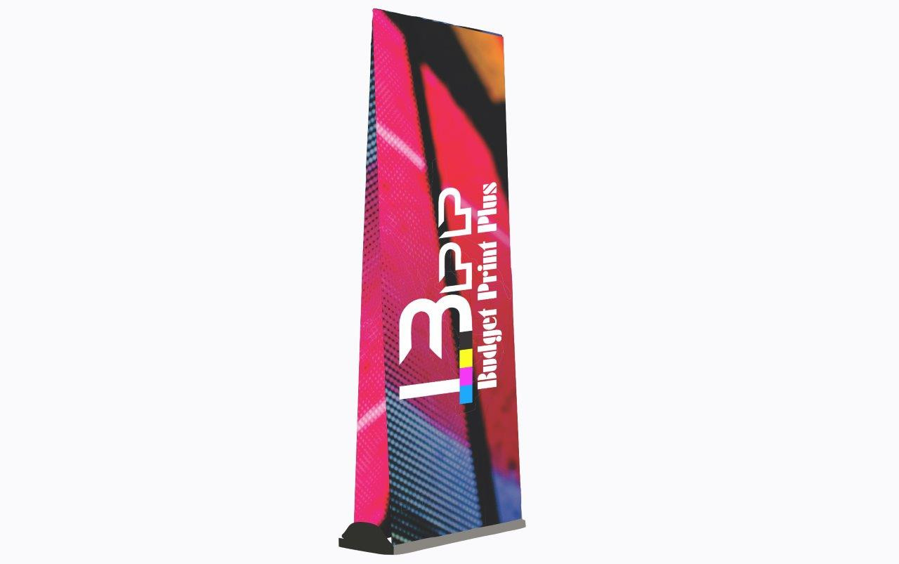 Pull up banners are a cost effective promotional tool for small business and a great way to increase awareness of your brand or