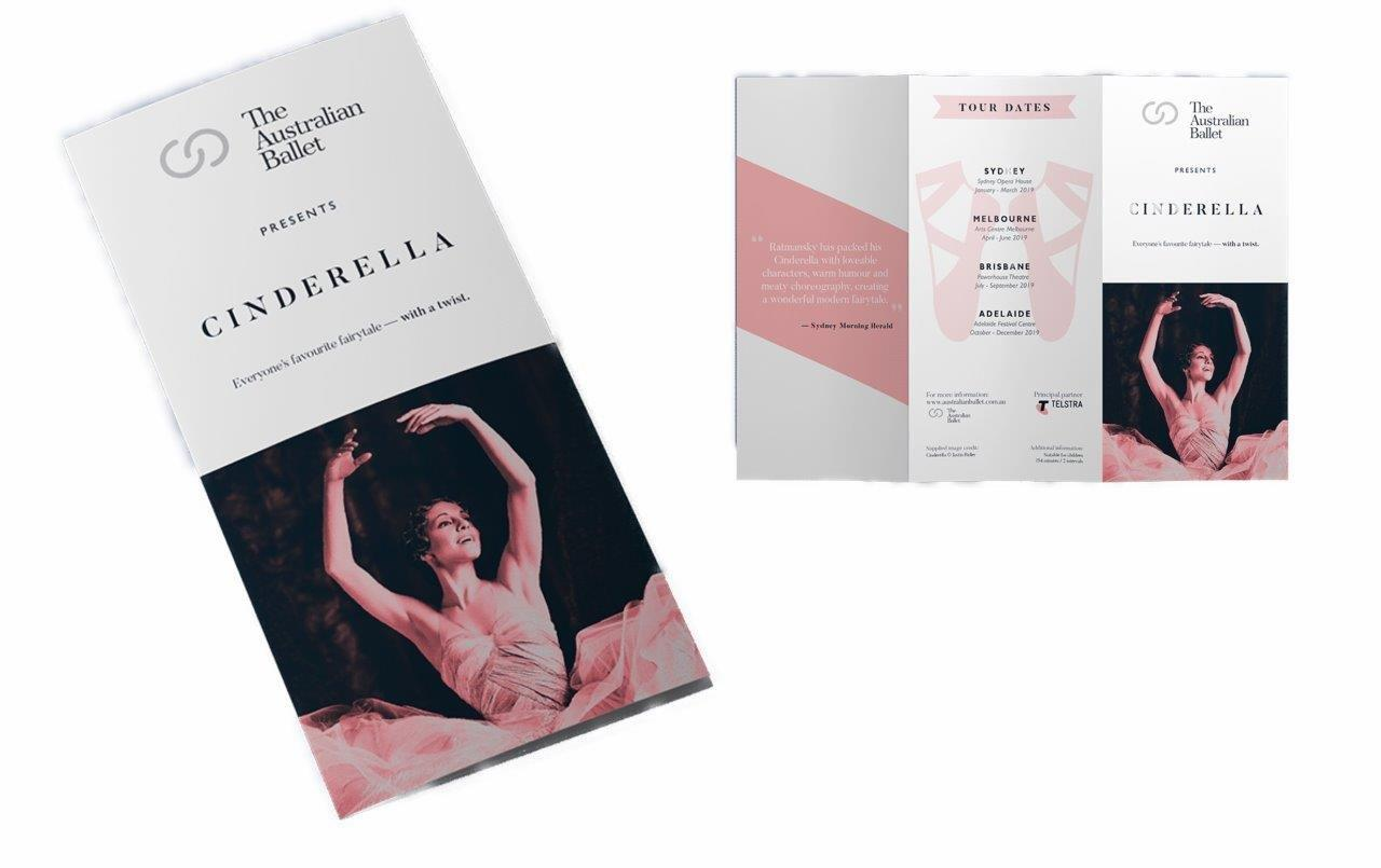 DL Brochure|Budget Print Plus - 1