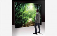 Fabric Frameless Light Box, makes that image come alive