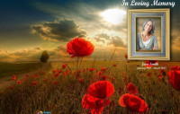 Order of Service|Funeral Program|BPP610702 - 1