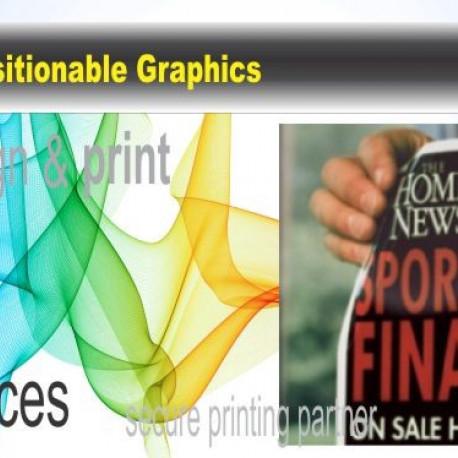 Repositional Graphics